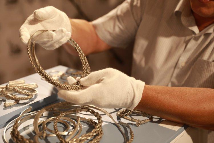 Плетеные украшения XI-XII веков