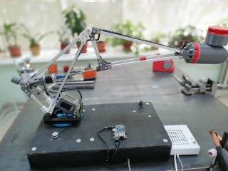 Робот разработчиков из Пермского Политеха поможет «прокачать» навыки будущим машиностроителям